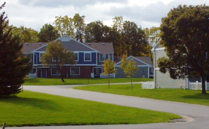 Stonewood Village Monroe Housing Collaborative